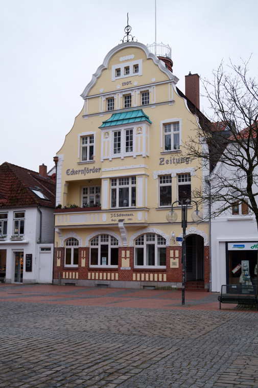 spændende tyske byer